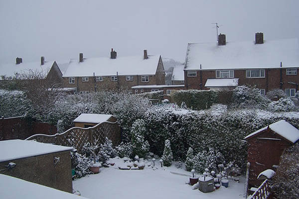 Does it snow in the United Kingdom?
