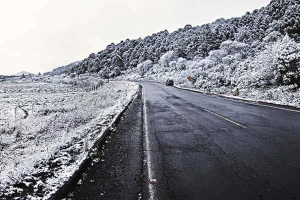 Does it snow in Brazil?