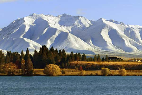 Does it snow in New Zealand?
